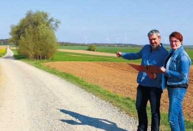 Hardheim: Die Bürger sollen vom Windpark profitieren