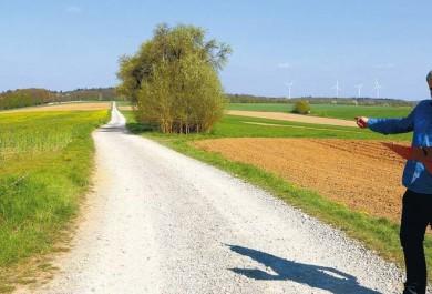 Hardheim: Der rote Milan soll durch den Windpark nicht gestört werden