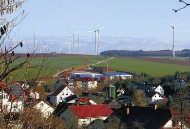 Windpark Gerichtstetten: Der Betreiber drückt aufs Tempo