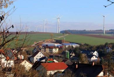 """Windkraft: Trotz Einwand """"grünes Licht"""" für """"südlich Gerichtstetten"""""""