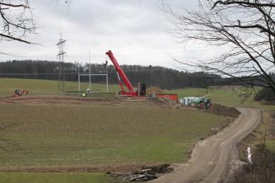Umspannwerk Waldstetten